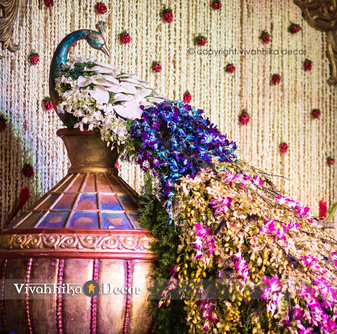 Flower Decoration Wedding: Wedding Stage Decorations, Stage