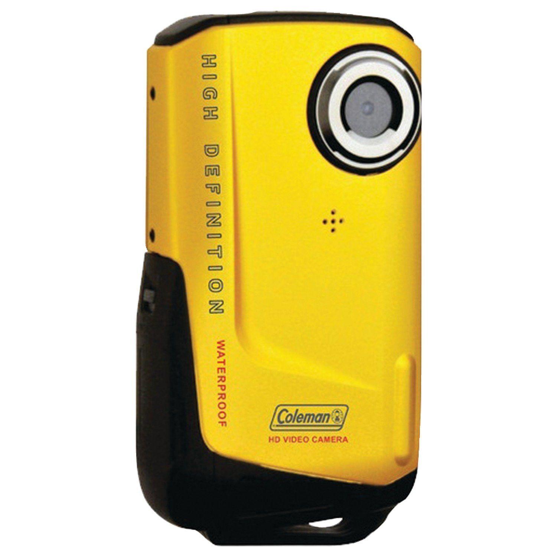 Coleman Waterproof HD Pocket Video Camera 1080p
