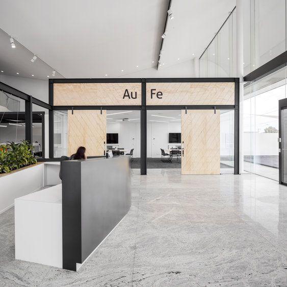 Gallery australian interior design awards reception for Office design awards