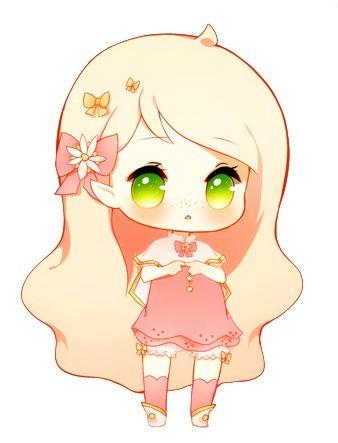 Cute Girl Chibi Chibi Characters Chibi Chibi Girl