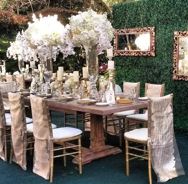 A Wedding At Villa Woodbine In Miami Florida Fls And Decor By Avant Gardens
