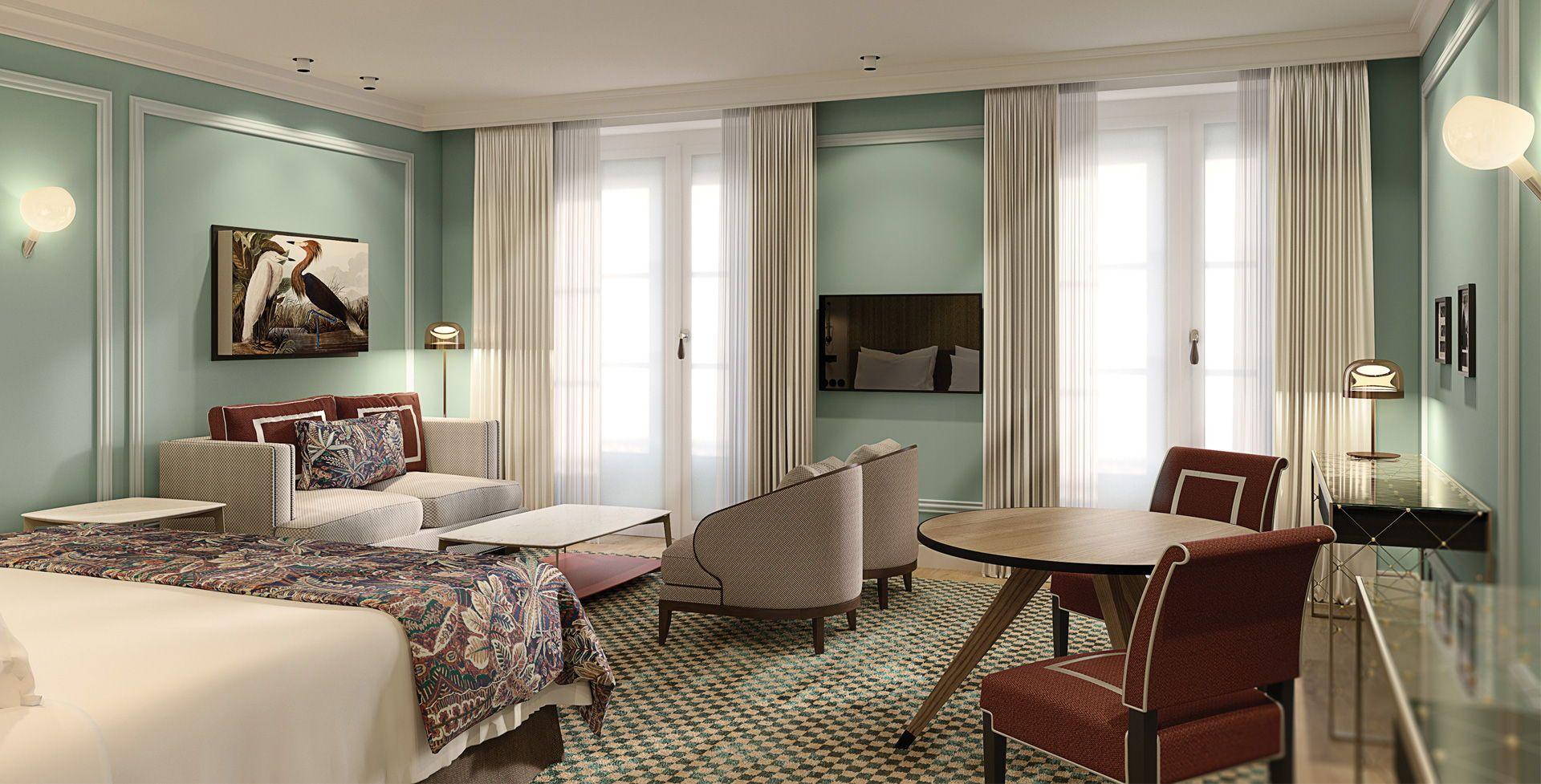 Bairro Alto Hotel Lisbon Boutique Hotel Located In The Iconic