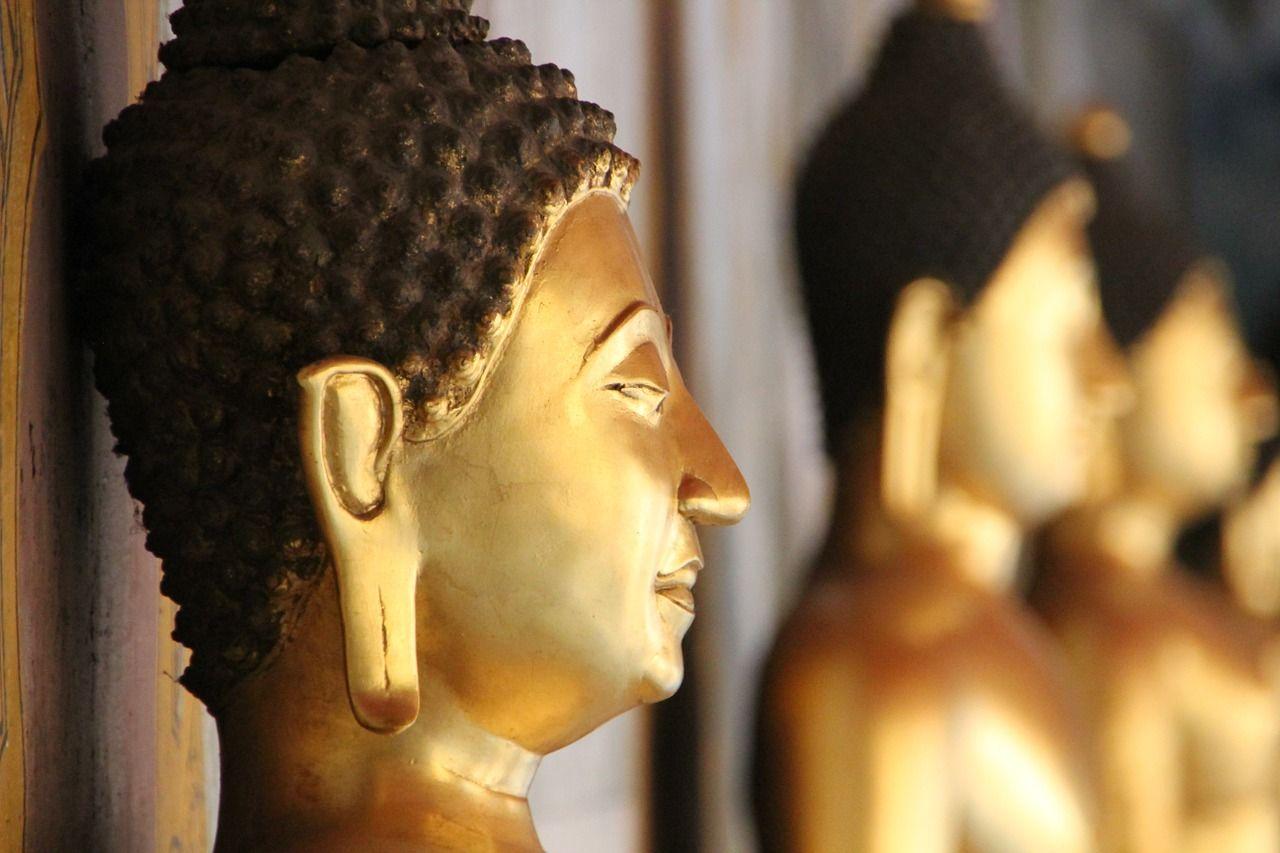 101 Zen Stories Thailand, Buddha, Statue