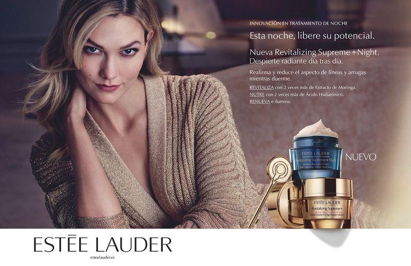 Karlie Kloss Stuns for New Estee Lauder Ads   Karlie kloss, Estee, Supermodels