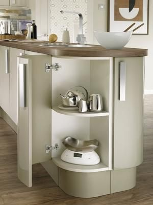 Kitchens Curved Kitchen Units Curved Kitchen Kitchen Units