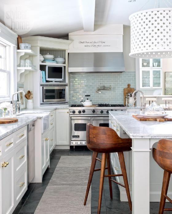 Mélange de styles en Ontario | PLANETE DECO a homes world