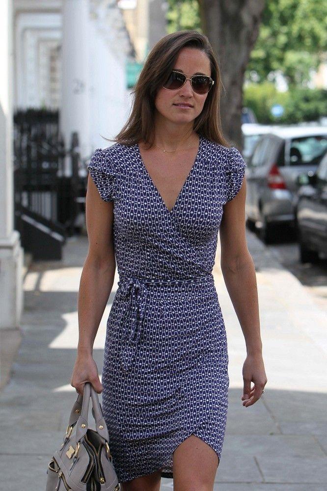 Pippa Middleton Photos Photos: Pippa Middleton on Kings Road 2