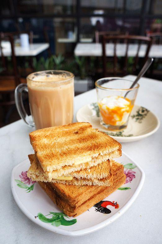 A One Day Heritage Trip On Transjakarta Food Recipies Food Breakfast Tea
