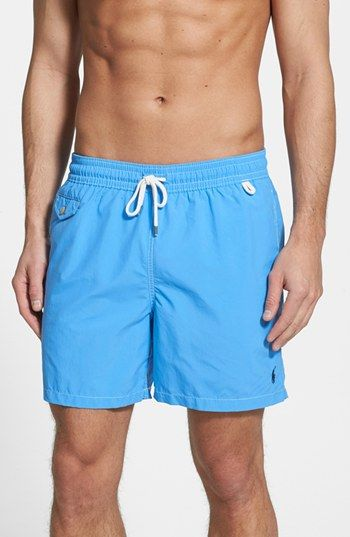 59afa856b6 Polo Ralph Lauren Swim Trunks available at #Nordstrom | For My Man ...