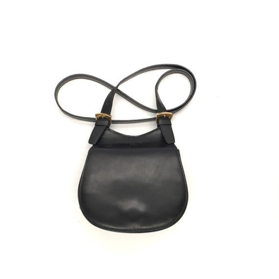 376356864ea6 Authentic Celine mini crossbody bag