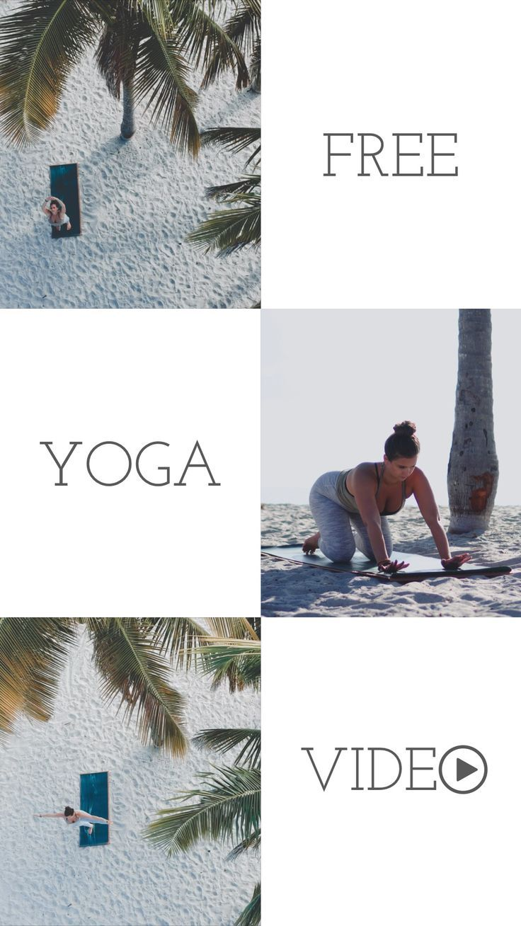 FREE YOGA VIDEO   Yoga for Everyone ☀ Online Video Streaming for your home yoga practice. Yoga video...