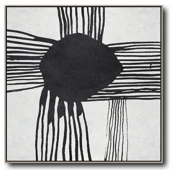 Black And White Art