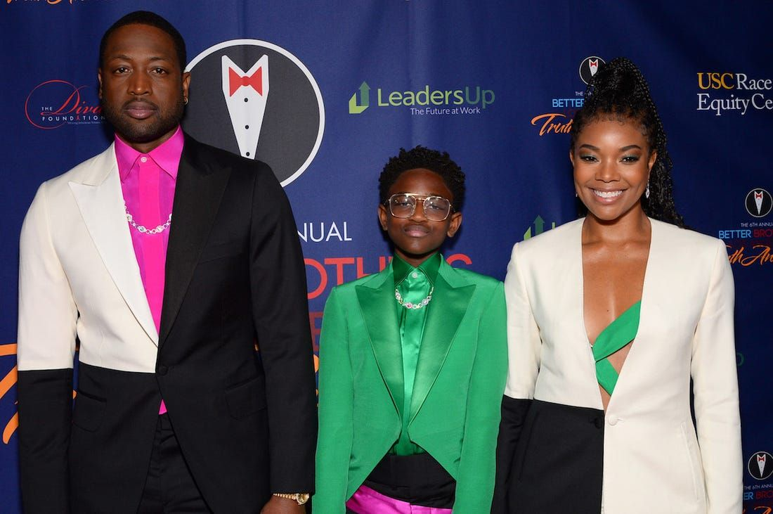 Dwayne Wade Proudly Presented His Daughter, Zaya's First Professional Photo Shoot Before She Turned 13 Years Old! #DwayneWade, #GabrielleUnion celebrityinsider.org #Entertainment #celebrityinsider #celebritynews #celebrities #celebrity