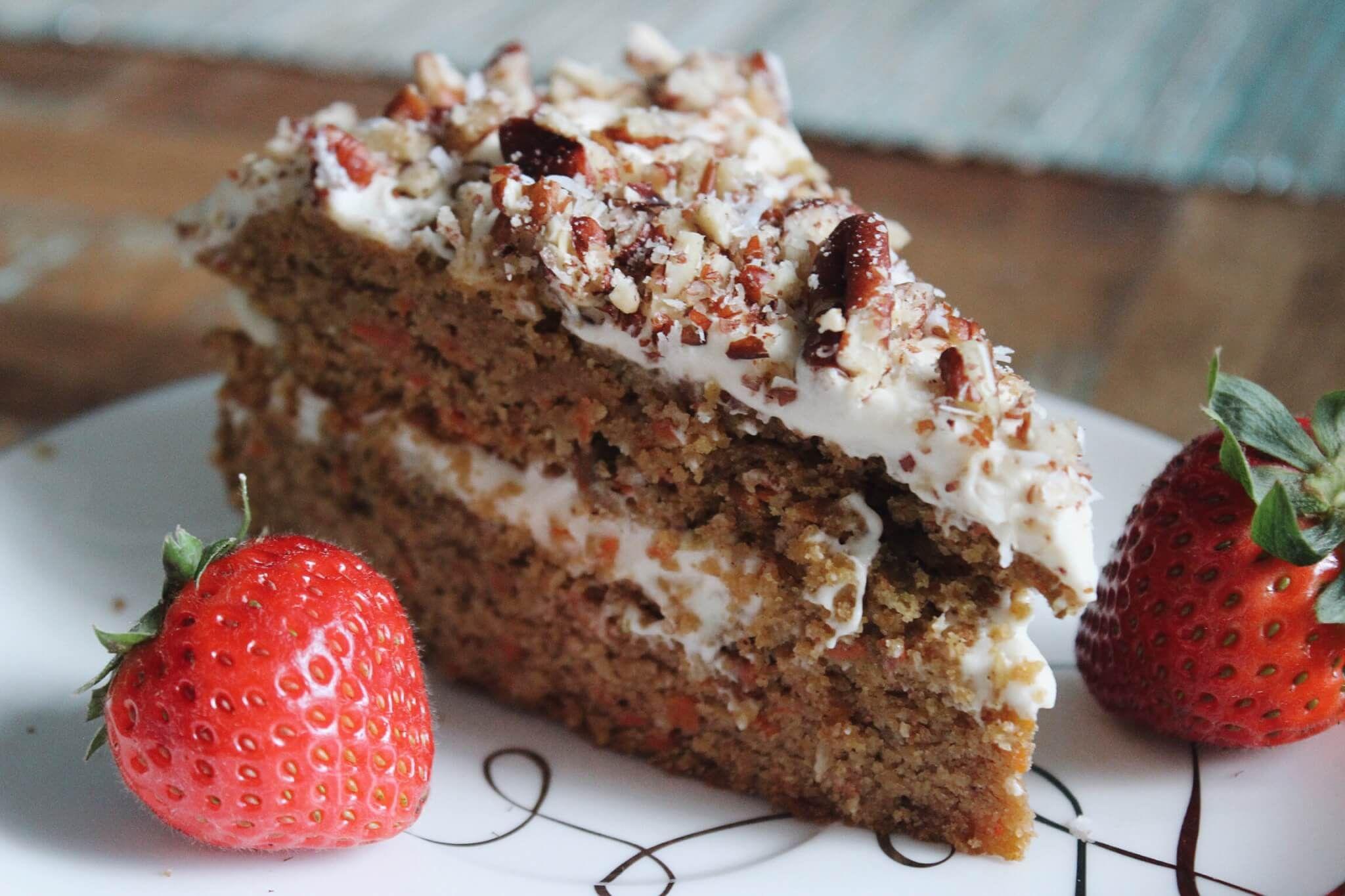 Keto Diet Carrot Cake Recipe: Fat Burning Keto Carrot Cake Recipe