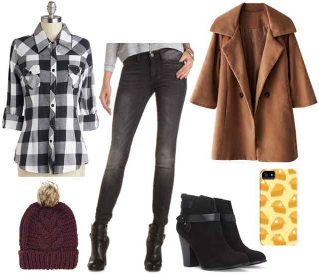 3 Cute Thanksgiving Outfit Ideas - College Fashion