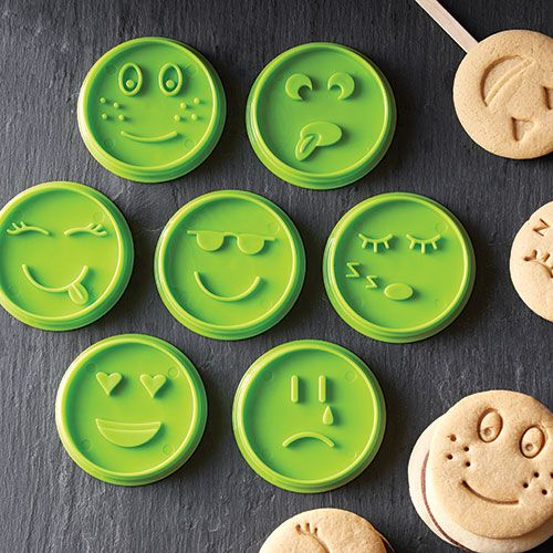 Whether youre having a party making a gift or just having fun in shop the pampered chef emoji cookie cutter set and other top kitchen products explore new recipes get cooking ideas and discover the chef in you today forumfinder Image collections
