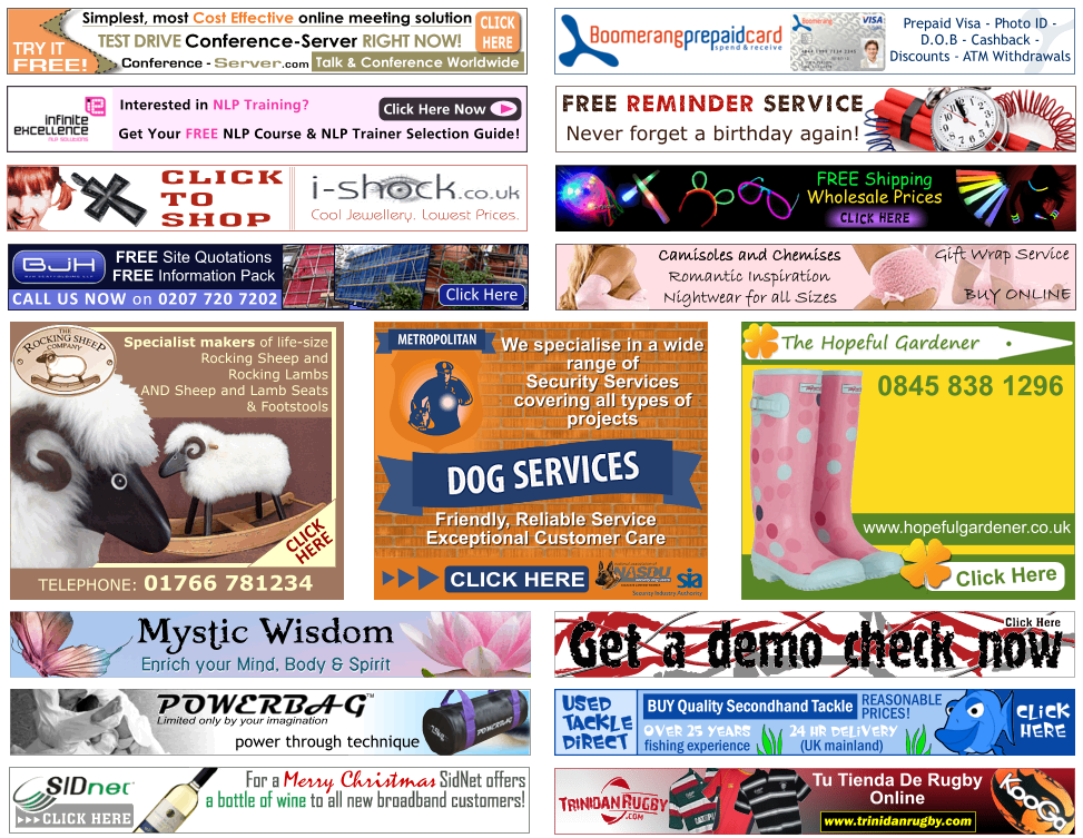 Banner Ads Professional Design By Bip Banners Engaging Cost Effective