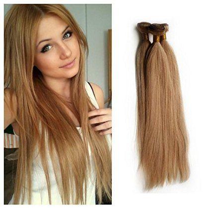 Springhair Brazilian Remy Virgin Human Hair Extensions 3 Bundles