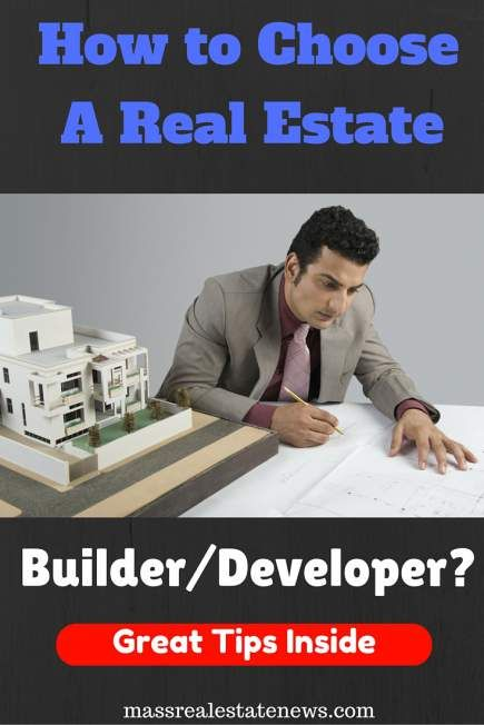 8 Things To Consider While Choosing The Right Real Estate Developer Real Estate Investing Books Real Estate Development Investing Books