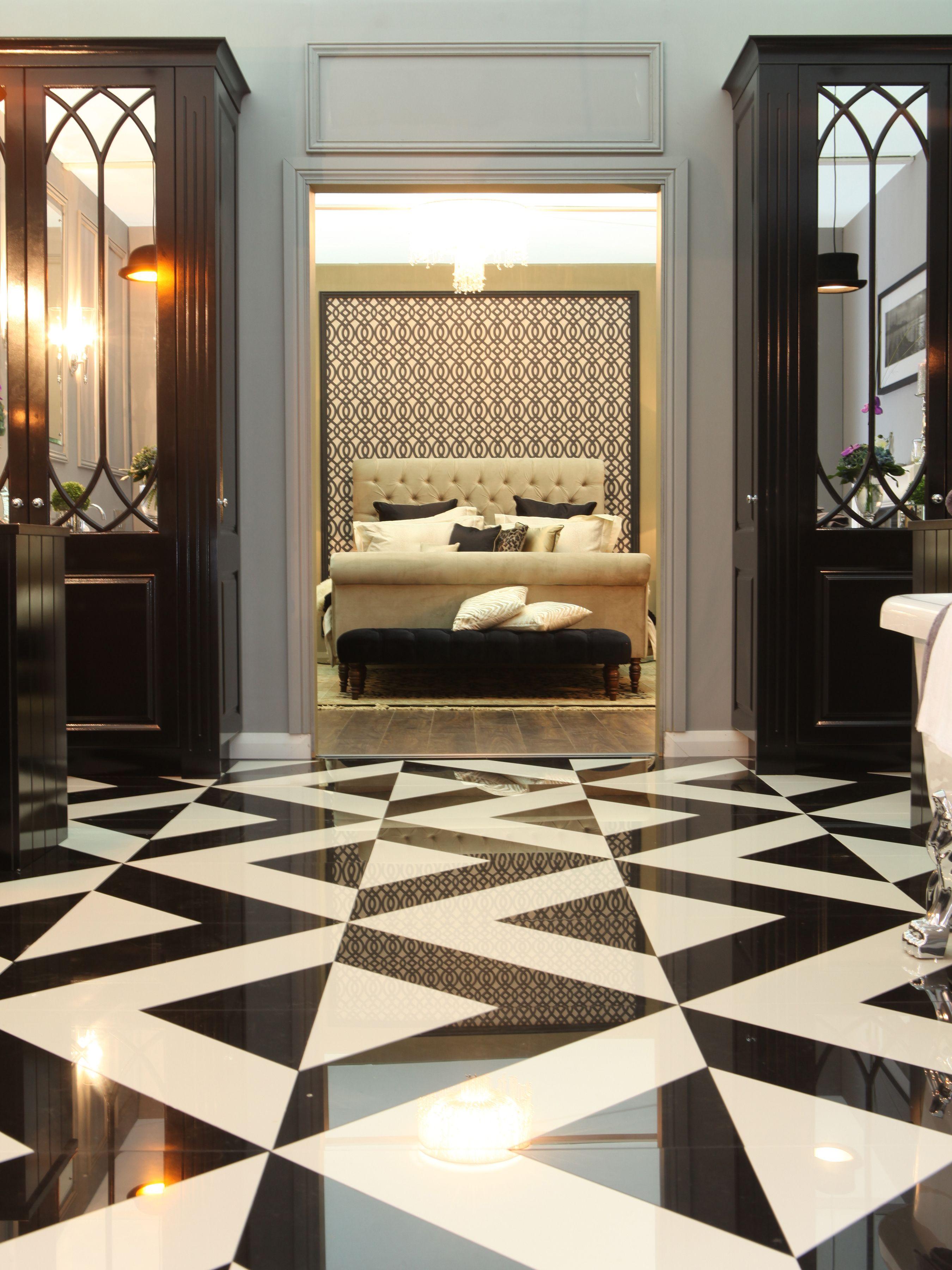 Art Deco Art Deco Design Design And Geometric Shapes - Show houses interior design