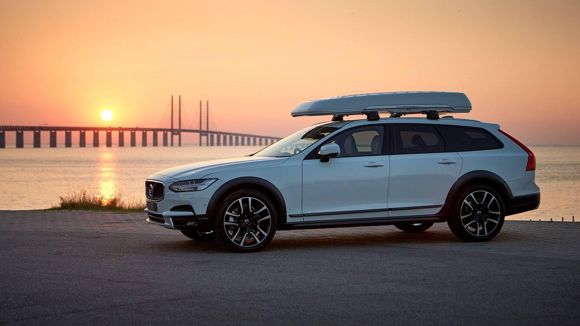 Volvo V90 Cross Country Neue Autos Autos Fahrzeuge