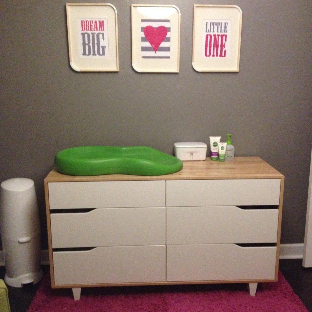 Project Nursery Dresser 1