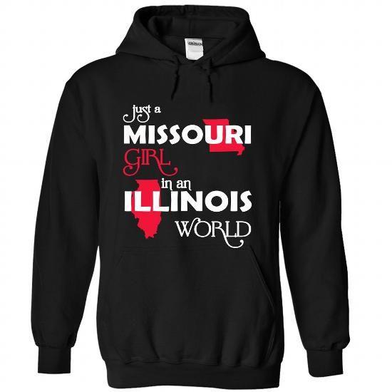 (JustDo001) JustDo001-018-Illinois T-Shirts, Hoodies (39.9$ ==► Order Shirts Now!)