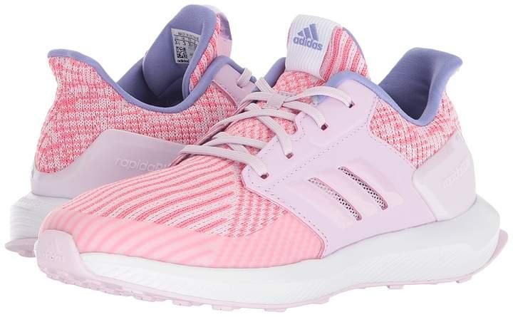 7a6abc3161c6d adidas Kids RapidaRun Knit Girls Shoes
