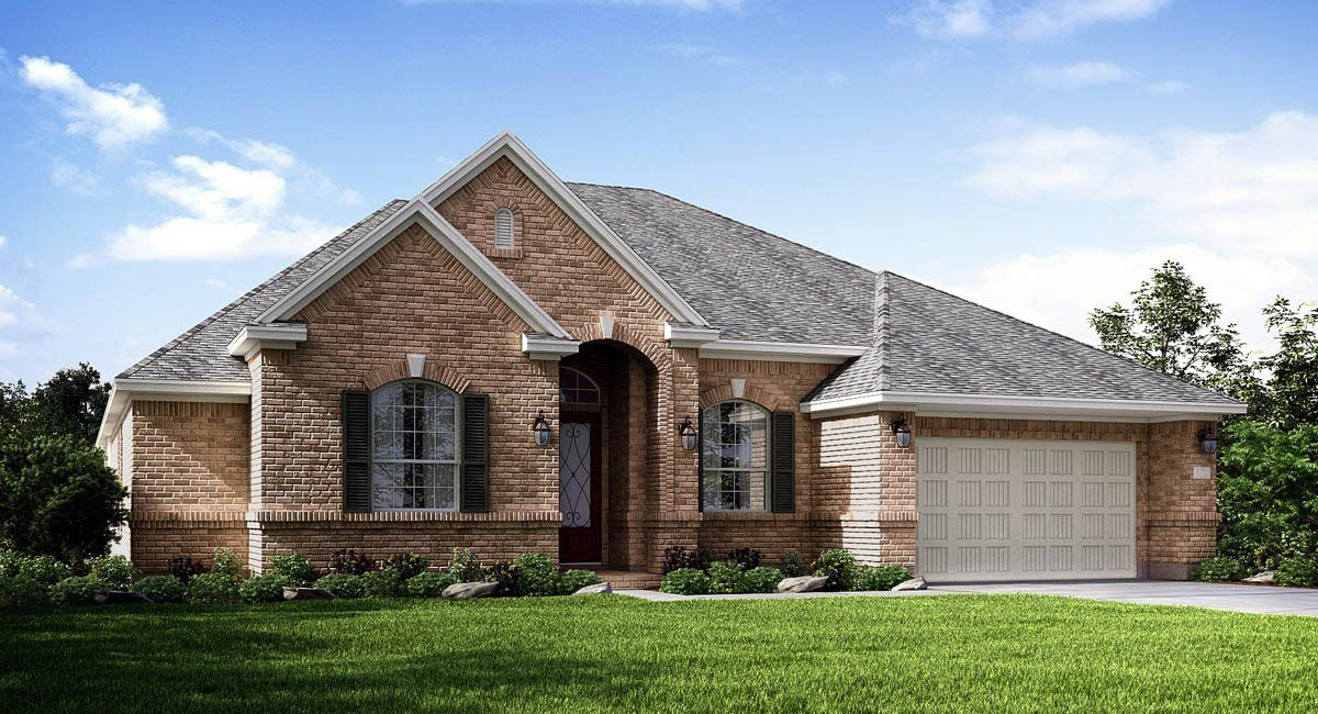 Sunstone New Home Plan In Miramesa Texas Reserve Collection New House Plans New Homes House Plans