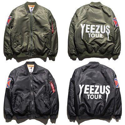 Yeezus X Adidas Windbreaker Yeezy Jacket Yeezus Tour Jacket Adidas Yeezy Jacket