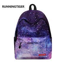 Mulheres mochila para meninas adolescentes mochila escolar saco Estrelas  Universo Espaço Lona Impressão Mochilas para estudantes universitários do  Sexo ... d86d8c261b