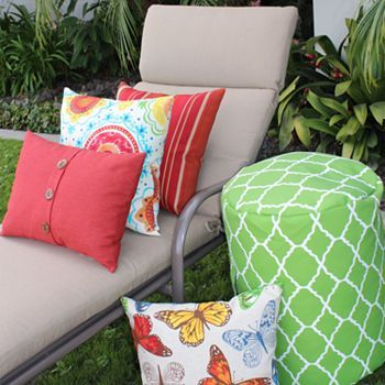 Sonoma Outdoors Indoor Outdoor Cushions And Pillows Kohls