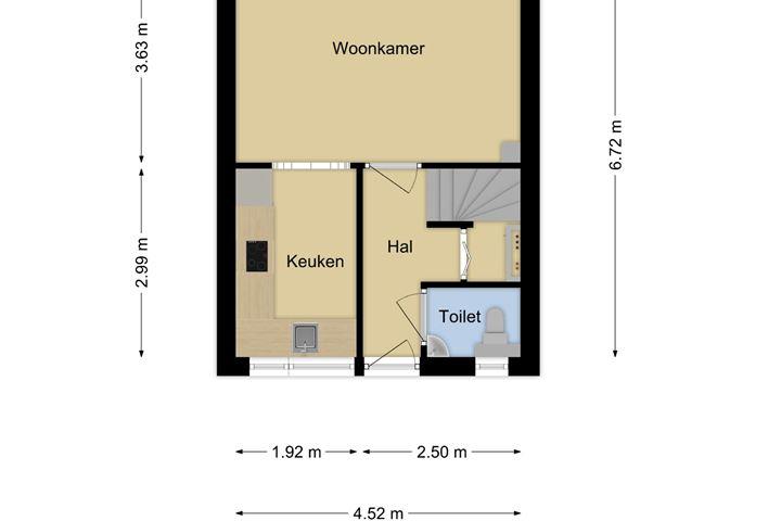 House for sale: Rudolf Agricolastraat 24 1064 NM Amsterdam [funda]