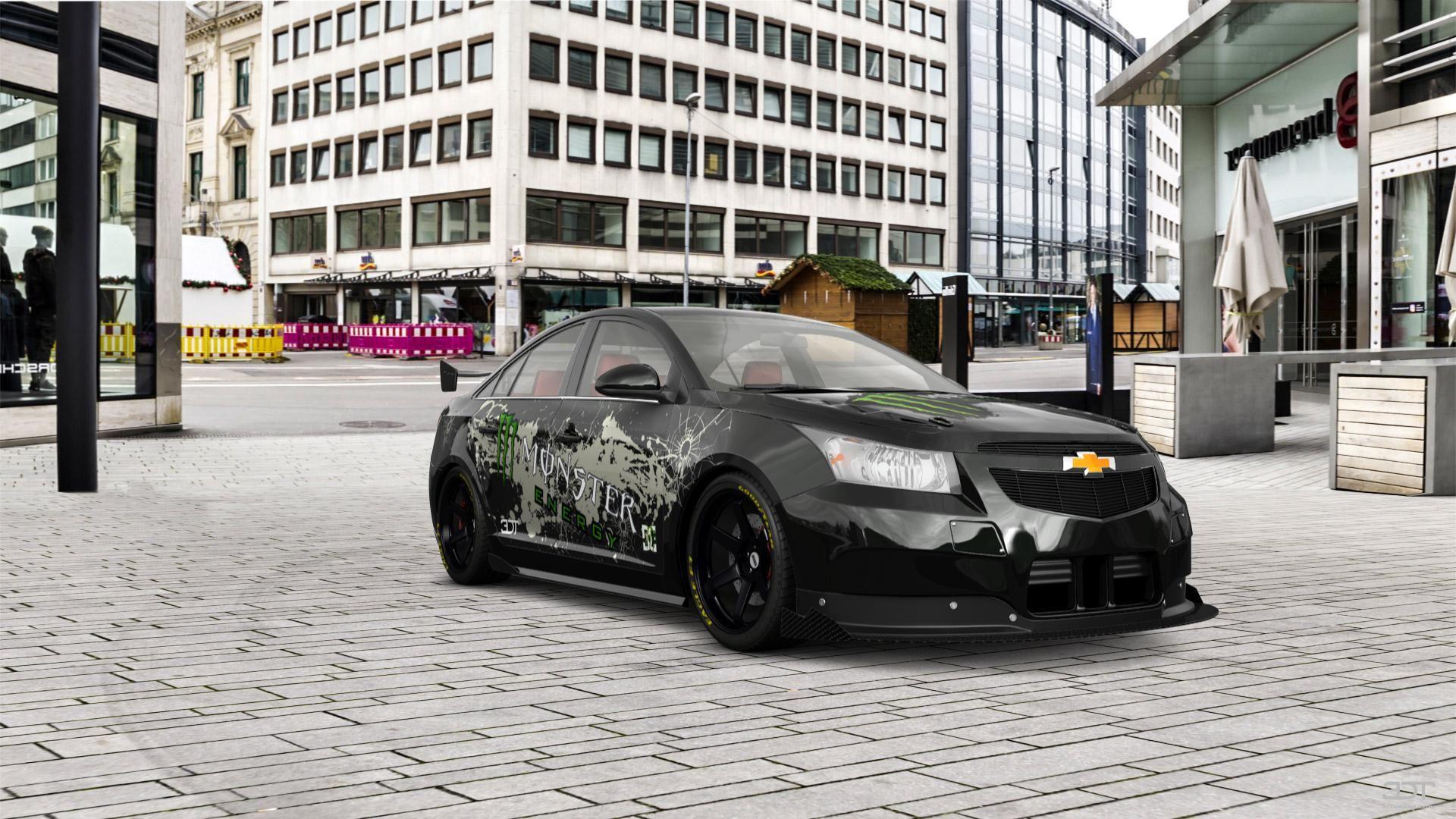 Chevrolet Cruze Tuning Autos