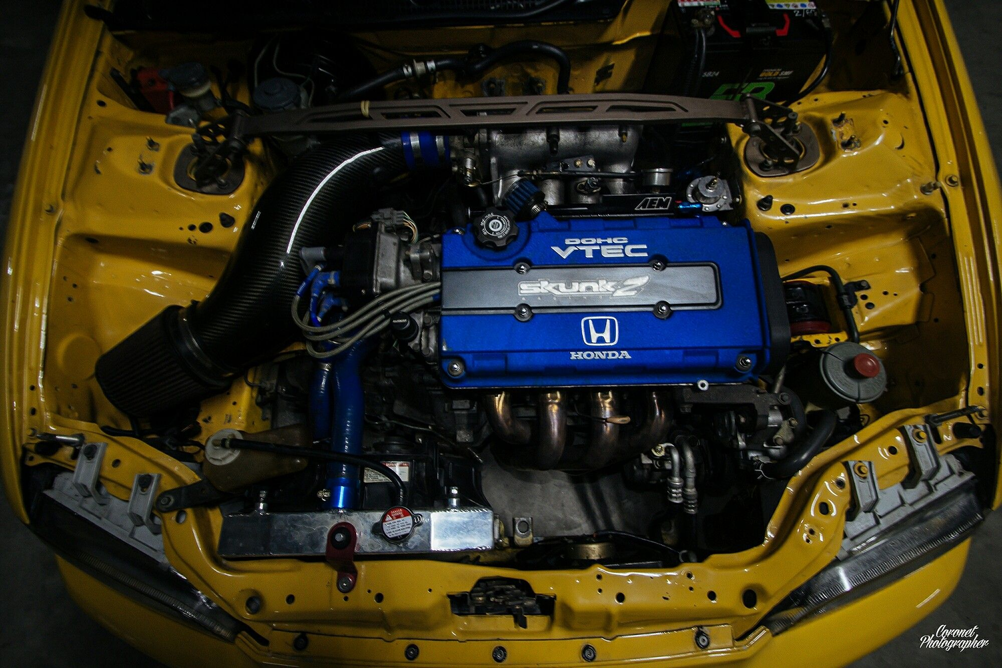 B16a Vtec Solenoid Wiring Diagram Car Stereo Amp Red Civic Eg6 B16 Engine By Predator11 On Deviantart Stuff