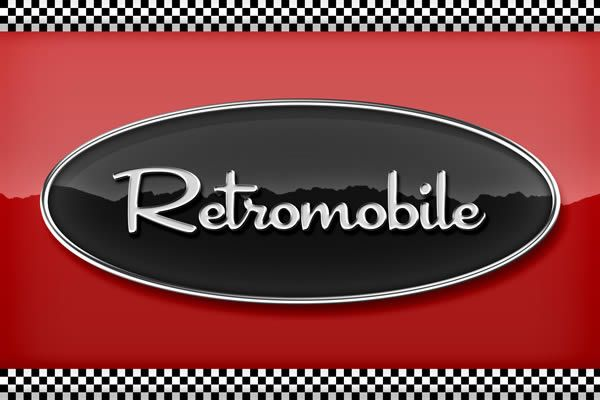 Create A Retro Chrome Automobile Emblem In Photoshop Aksesuarlar