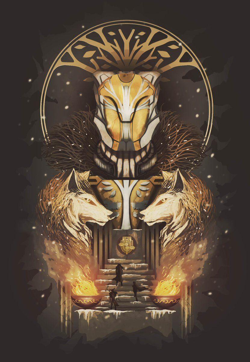 Destiny Warlock Sunsinger Wallpaper For Iphone POg