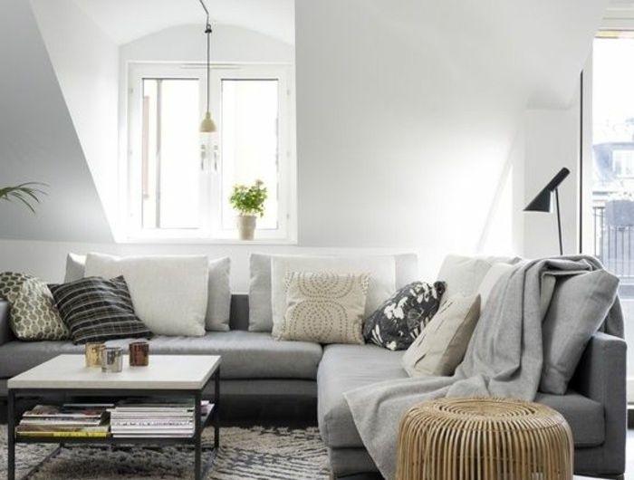 41 images de canapé du0027angle gris qui vous inspire! Voyez nos