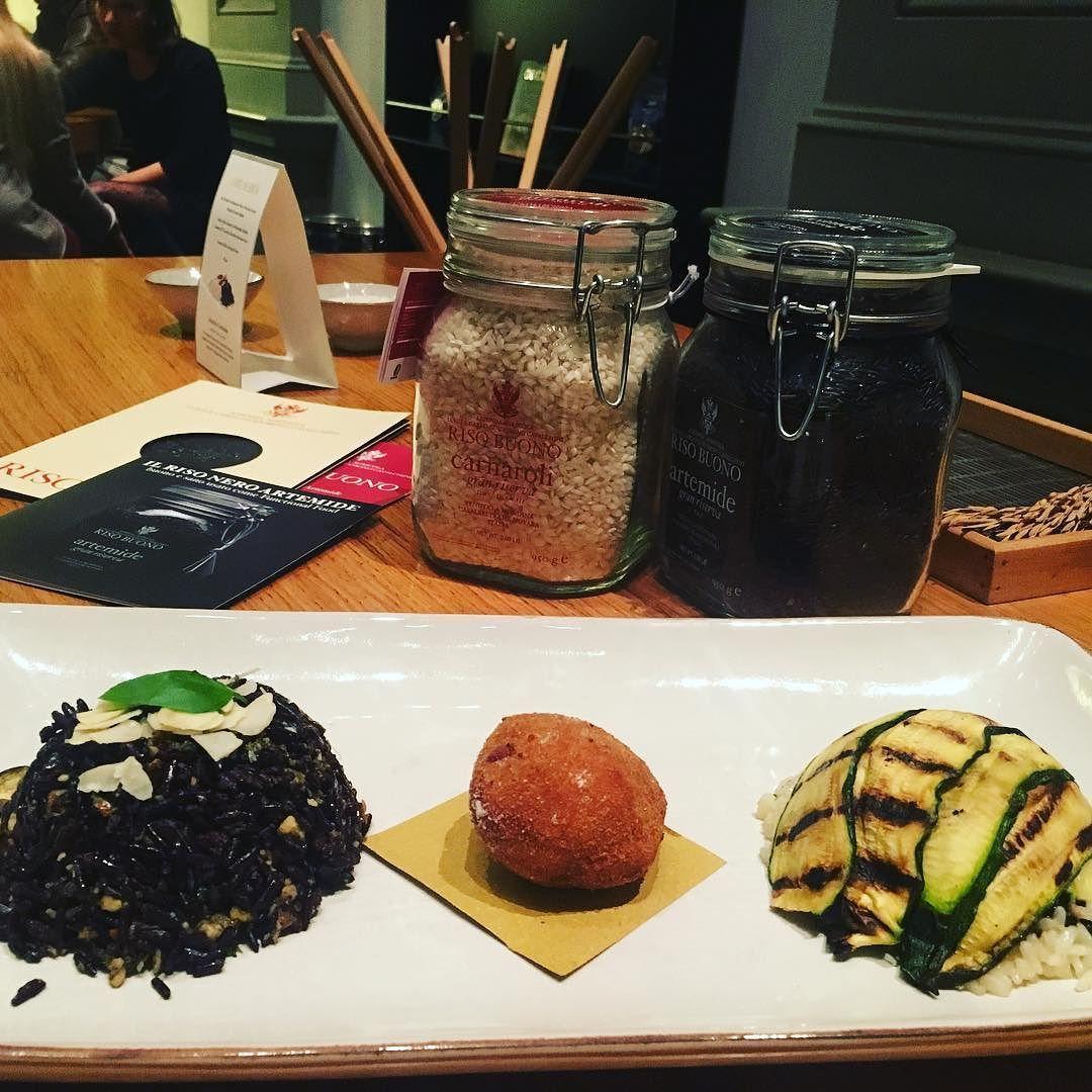 @obica_mozzarella_bar #risocarnaroli #arancini #risoartemide #risobuono #madeinitaly #instarisotto #instarice #foodie #foodram #foodpornography by risobuono