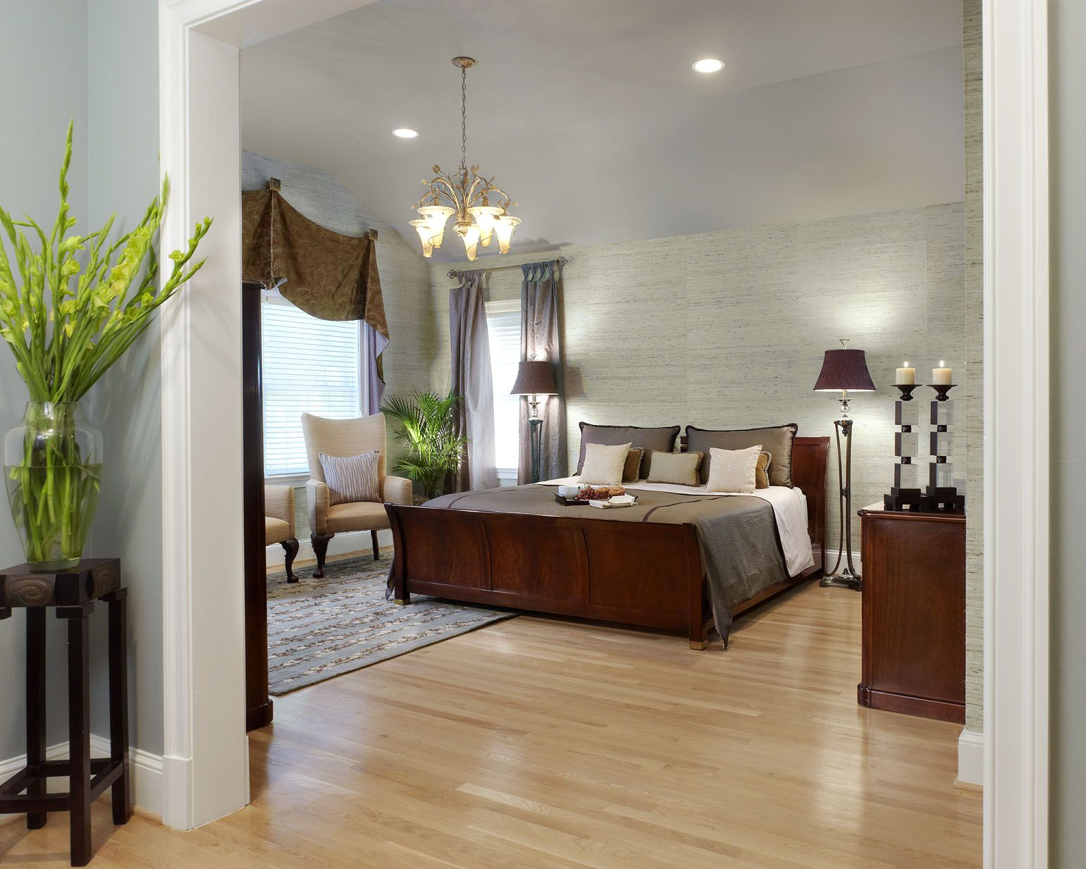 Beautiful Bedroom designs by Decorating Den Interiors. Want ...