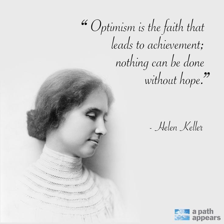 Women's Suffrage Quotes Pleasing Optimism Is The Faith That Leads To Achievement Nothing Can Be