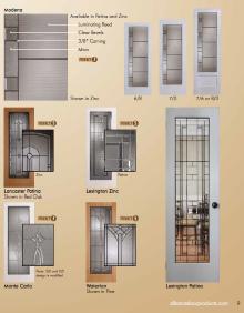 New Interior FRENCH DOOR Brochure From Alliance Door Products Canada  #alliancedoor   Glace;Maison