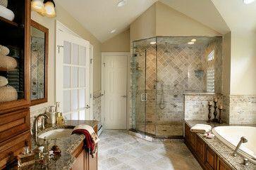 stone bathroom - Google Search