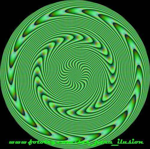 Se Mueve Ilusiones Opticas Con Efecto De Movimiento Ilusionoptica