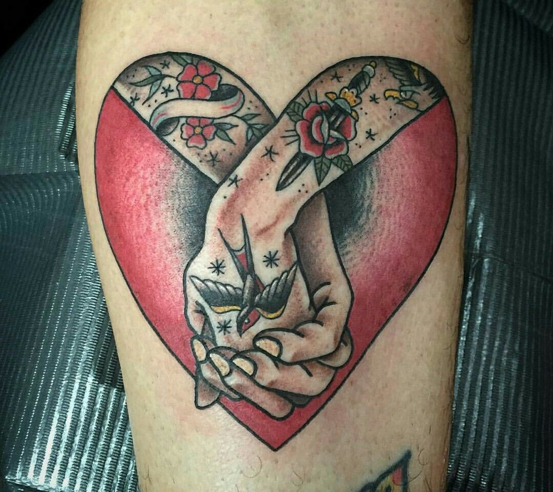 Pin by Deanna on Traditional Tattoos Hand tattoos