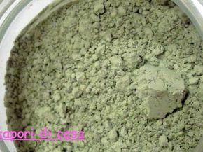 Fanghi anticellulite fatti in casa con argilla verde