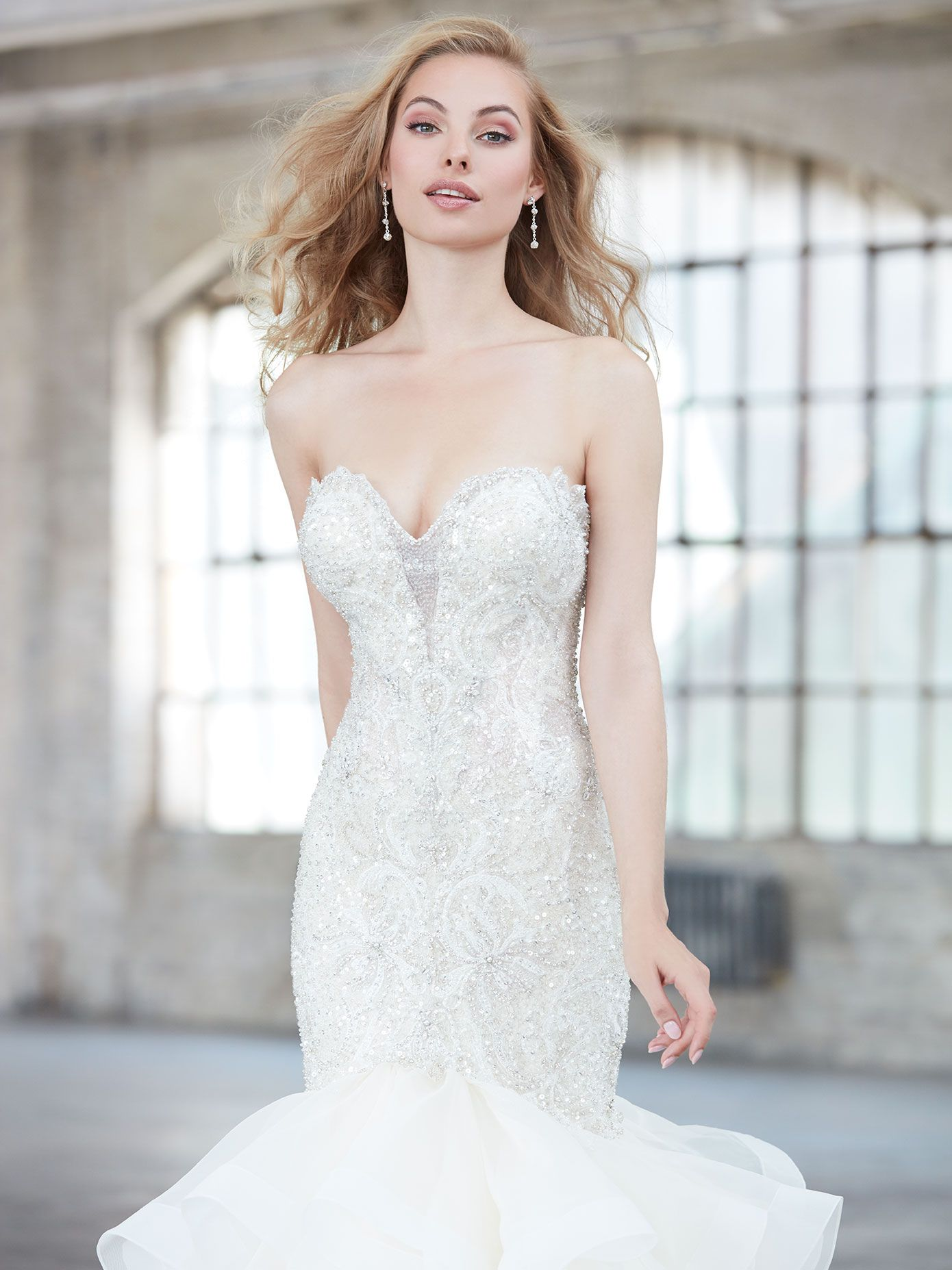Madison James Bridal Gowns available at Nikki\'s Glitz and Glam ...