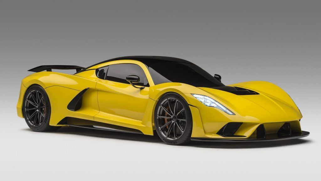 Hennessey Venom F5 Production Model Arriving In 2020 Hennessey