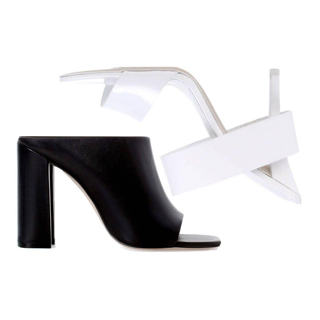 Mules Shoe Trend - Spring 2014 Shoe Trends - Harper's BAZAAR