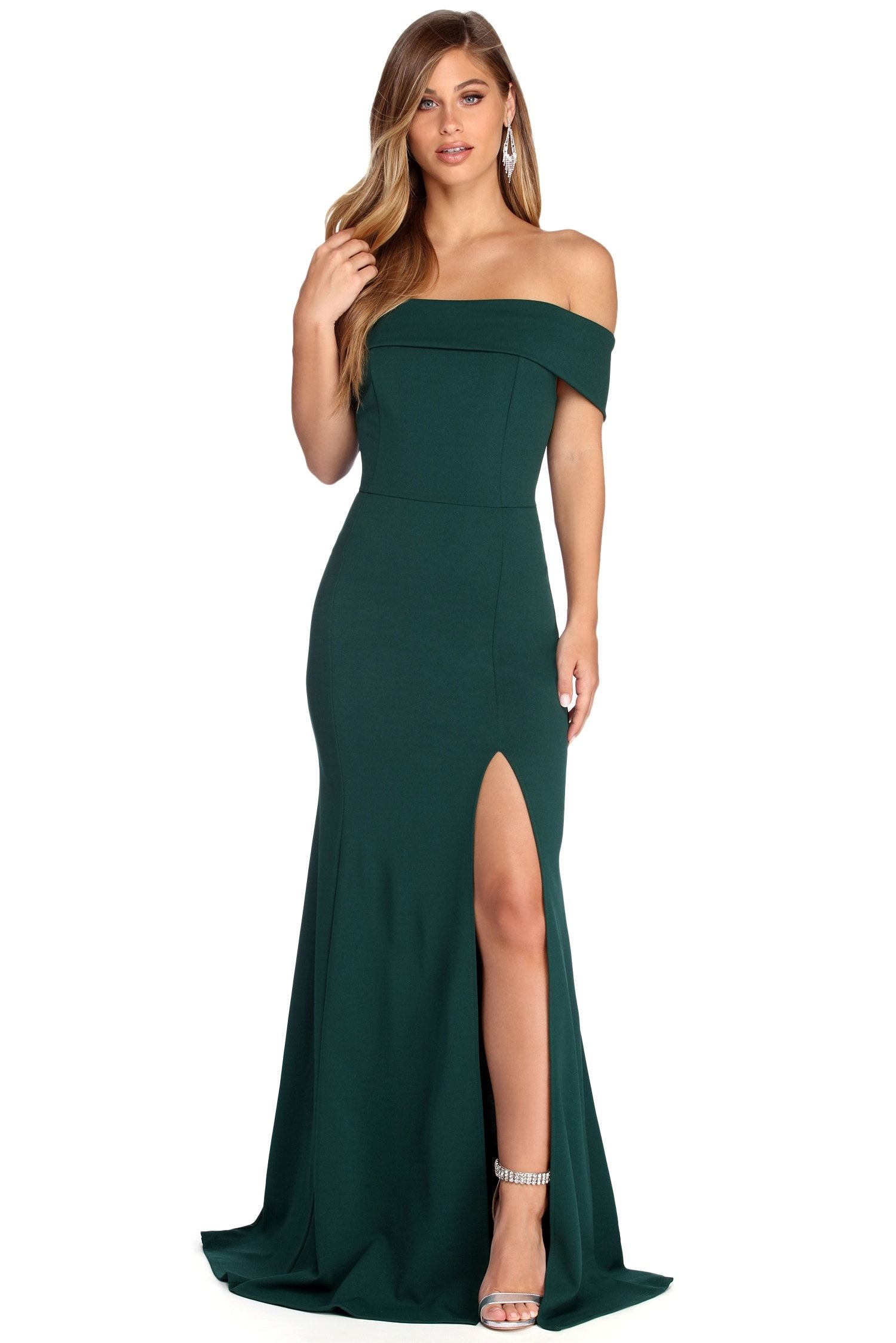 321eb0d82004 Layci Formal High Slit Dress in 2019 | Events & Parties | High slit ...